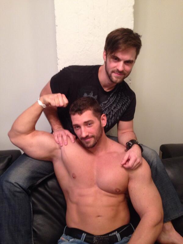 Gabriel clark and christian power gay porn