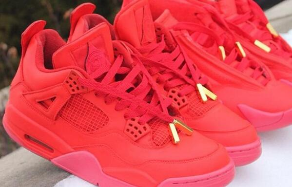 air jordan 4 red october