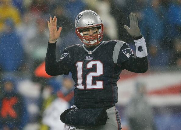 Twitter / ESPNNFL: Tom Brady today became the ...
