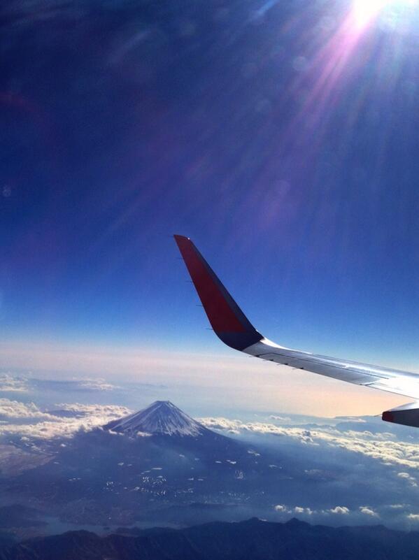 富士山きれいやたー http://t.co/hSwvefbCn1