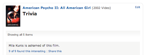 My new favourite piece of @IMDb trivia. http://t.co/pk7Q45u0xK