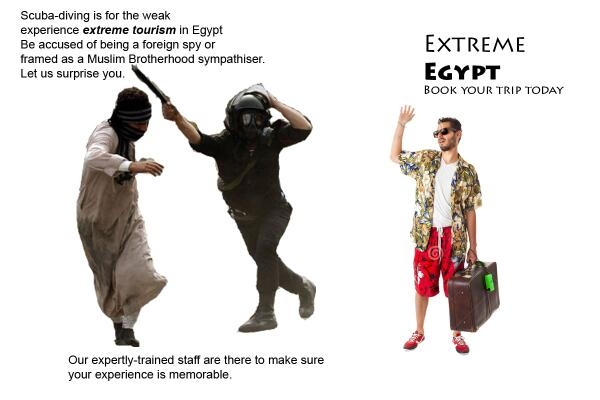 Karl Sharro On Twitter Egypt Launches Audacious Extreme Egypt Tourism Campaign See More Here Http T Co Ho4yy2yval Http T Co Hofn7kelcz