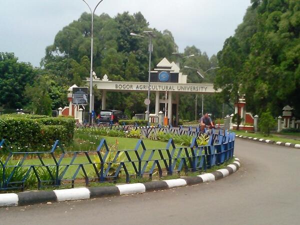 Goes To Ipb On Twitter Ini Dia Pintu Gerbang Institut Pertanian