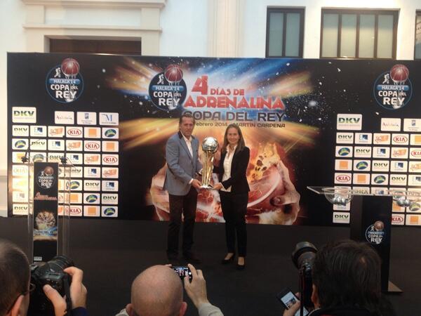 Resultado sorteo de la copa del rey de baloncesto 2014 - Herreros en malaga ...