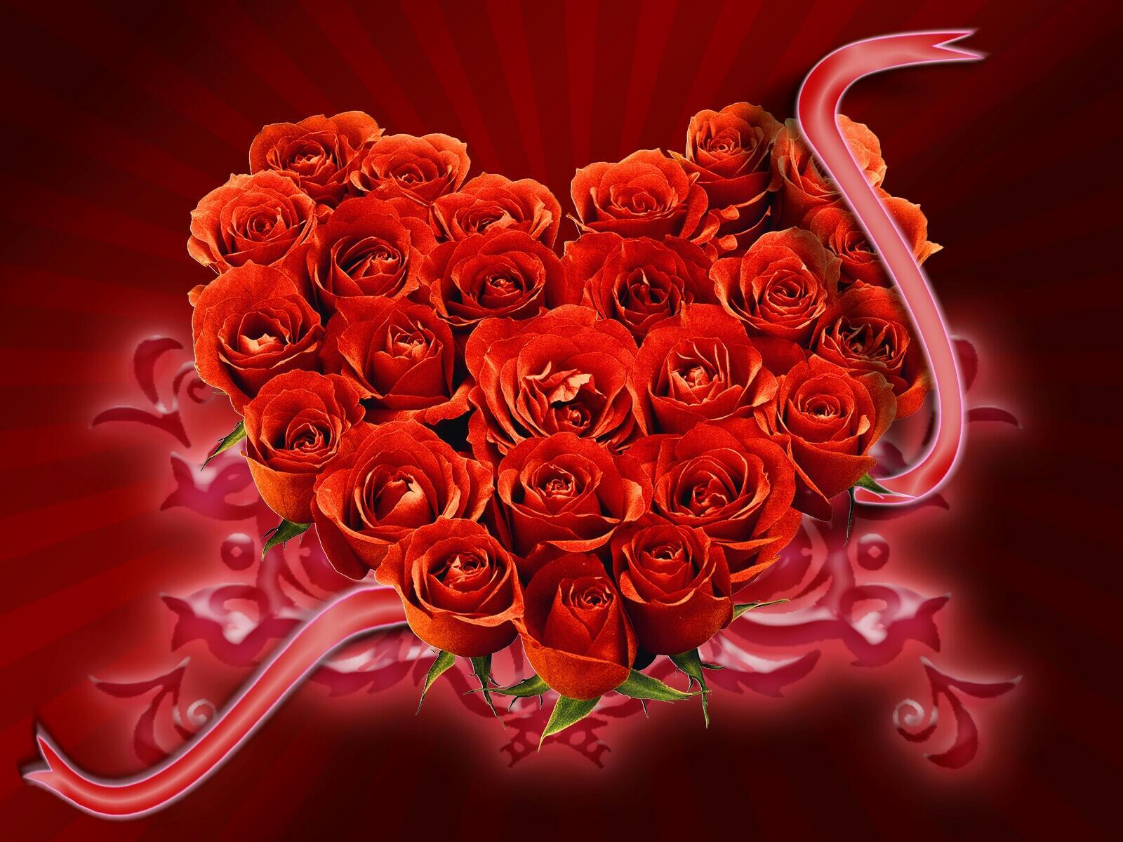 И смс картинки цветы любовь для женщины