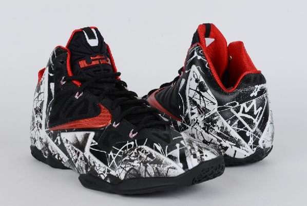 "792d458c0440d ... Nike LeBron 11 ""Graffiti"" – Foot Locker Blog Foot Locker on Twitter ..."