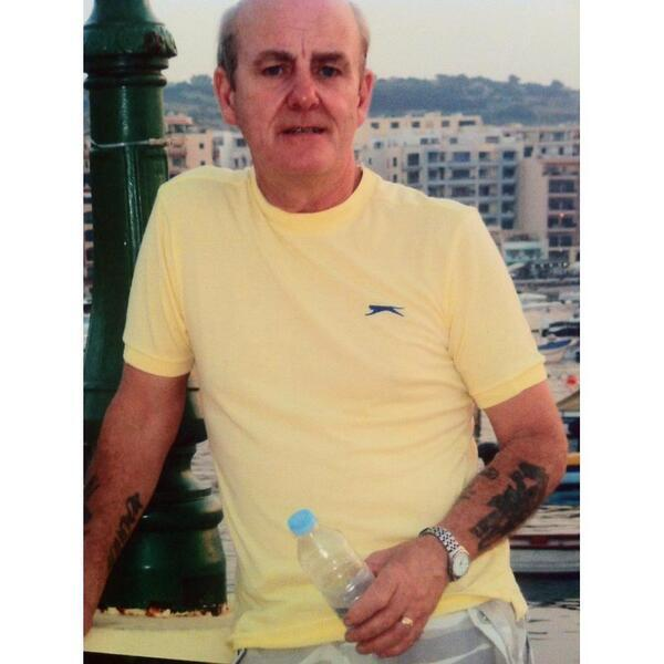 Have you seen missing Donald Davies, 57, from Portobello, Wolverhampton? Please share: http://t.co/uq60qKMApm http://t.co/Zg8gJsYm1L