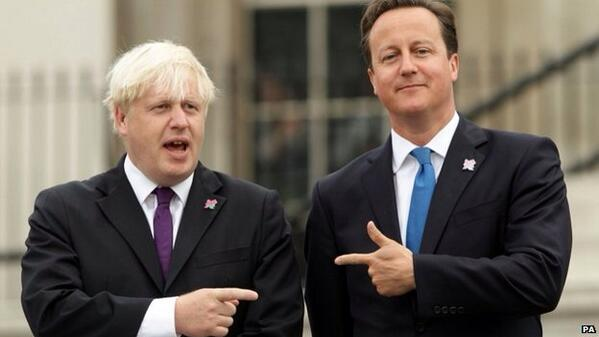 Boris and Dave