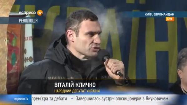 Thumbnail for EuroMaidan: Opposition lehnt Angebot von Janukowitsch ab