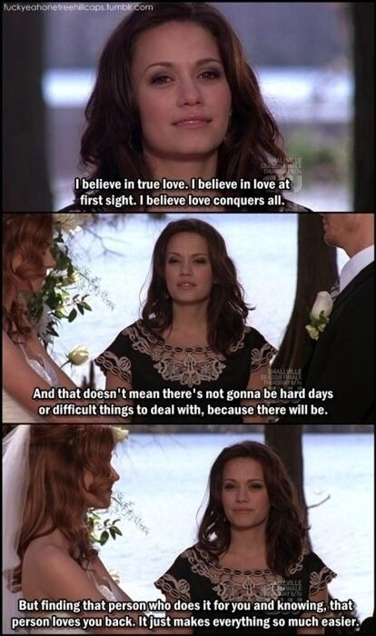 One Tree Hill Quotes (@OTHquote) | Twitter