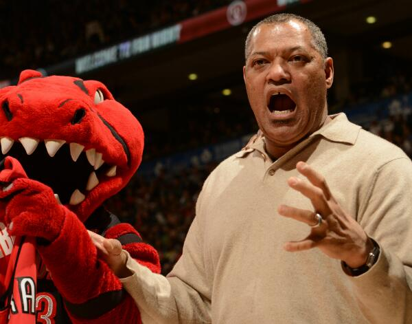 #RTZ Photo: Stripes, Larry Fishburne, you know, the usual... http://t.co/bj7CiQxTdp