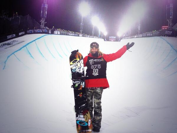 So proud of our @AspenSnowmass girl for always killing it at home. @GretchenBleiler you're the bestest. #xgames http://t.co/oDcouRSCGu