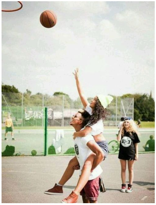 Basketball Fore...