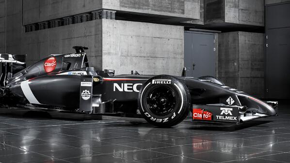 F1 Car Revealings Be6jlh2IcAA9bjY