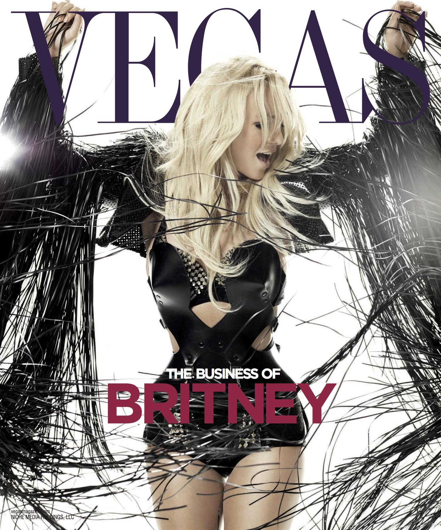 Twitter / britneyspears: .@VegasMagazine Winter 2014 ...