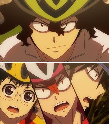 おはようございます!本日1/27(月)、『弱虫ペダル』第16話25:35からテレビ東京にてオンエアです!1年生vs2年生の対決加速!yowapeda.com/story.html#pag… #yp_anime pic.twitter.com/ZYHGg4bwNo