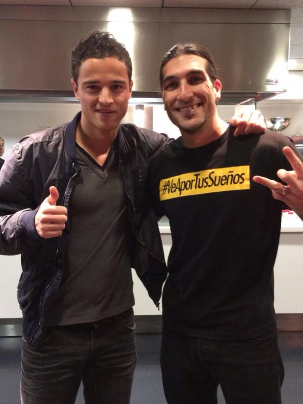 ¿Cuánto mide Ibrahim Afellay? - Real height Be8CsTqIQAAlycz