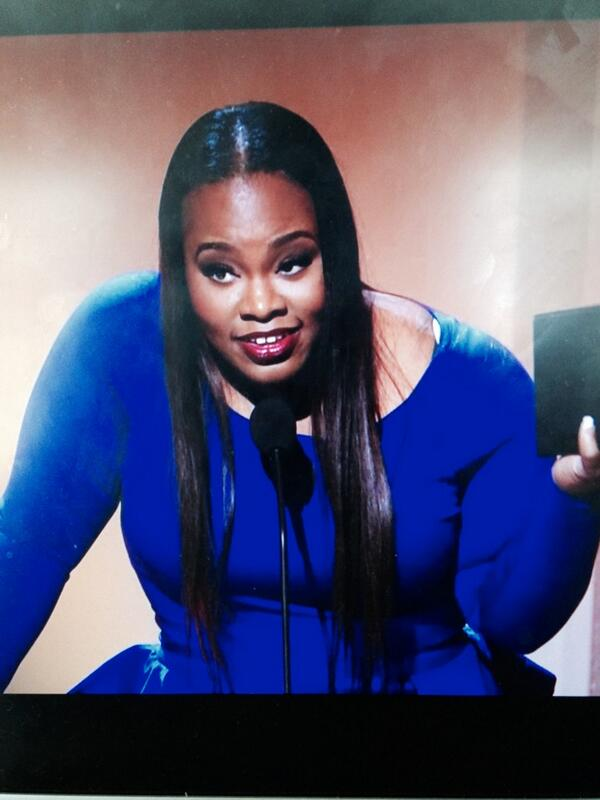 Just 6 months ago @tashacobbs was looking at my case confessing that she would win a Grammy. Well... http://t.co/750eAFq5GZ