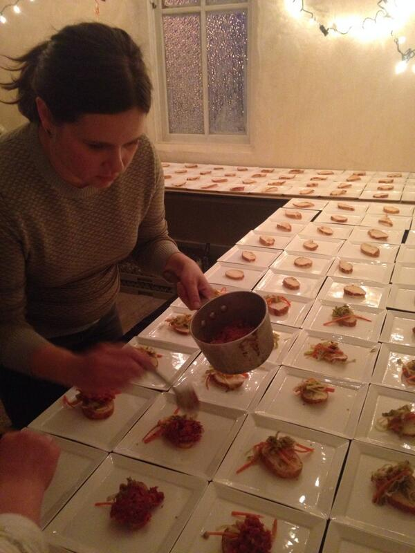 Plating course 1 at @Blind_Pig_Ashvl #DTRaleigh http://t.co/8yaqWDB3b5