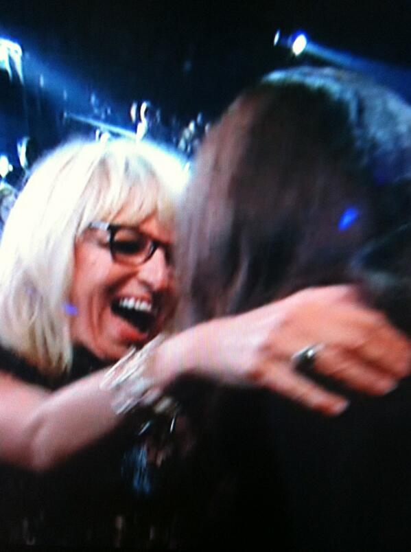 Proud mama! #grammys #SongoftheYear http://t.co/mxFLQOAVBw