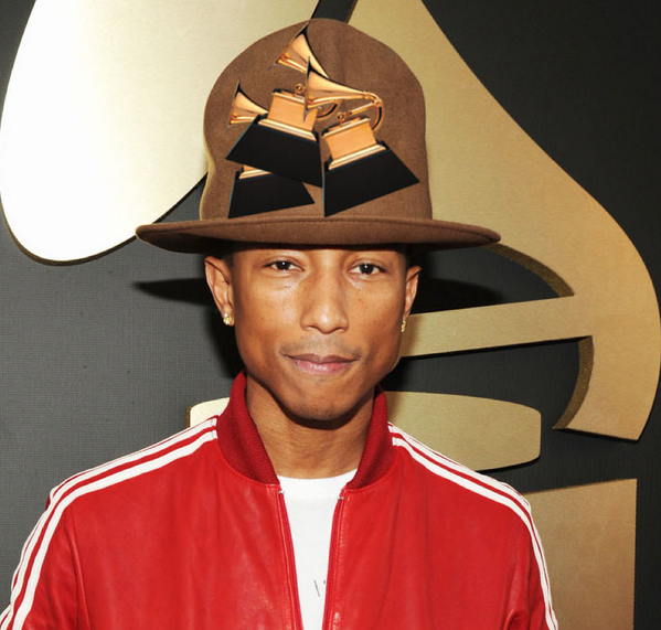Chapeau Pharrell Williams