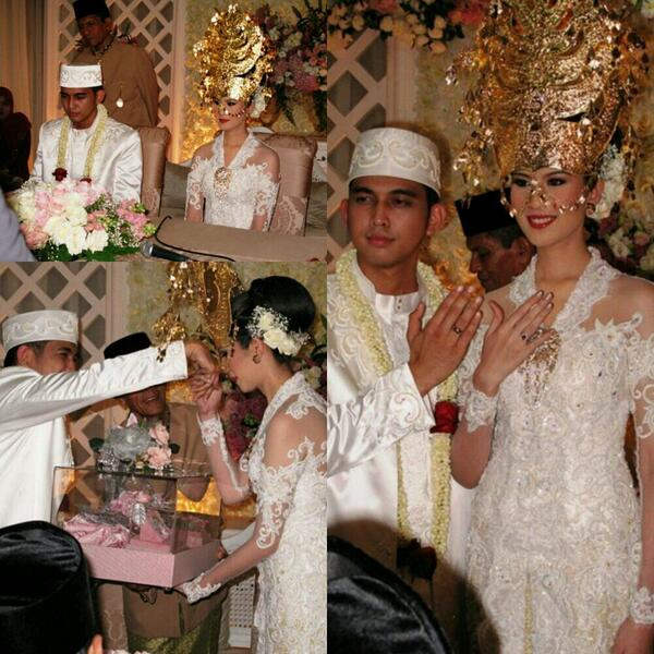 Happy 2nd anniversary my dear husband... love you to the universe and back! @Indra_Sinaga http://t.co/kzR52BZkWt
