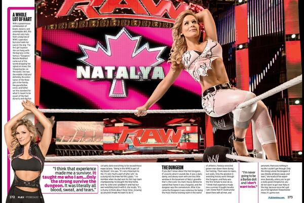 Awesome article, @NatbyNature. Glad I bought the issue. I'd rather have a Nattie action figure than a Barbie doll. http://t.co/FHJQeAUWtx