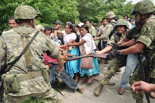 "𝔗𝔯𝔶𝔫𝔬 𝔐𝔞𝔩𝔡𝔬𝔫𝔞𝔡𝔬 a Twitter: ""Ejército Mexicano ..."