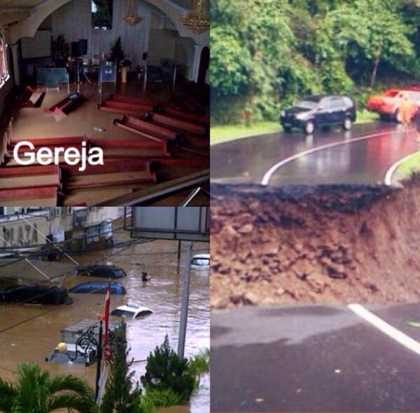 Turut prihatin atas musibah di Sulawesi Utara. Berdoa semoga semua dimudahkan. http://t.co/fmENtWTVht