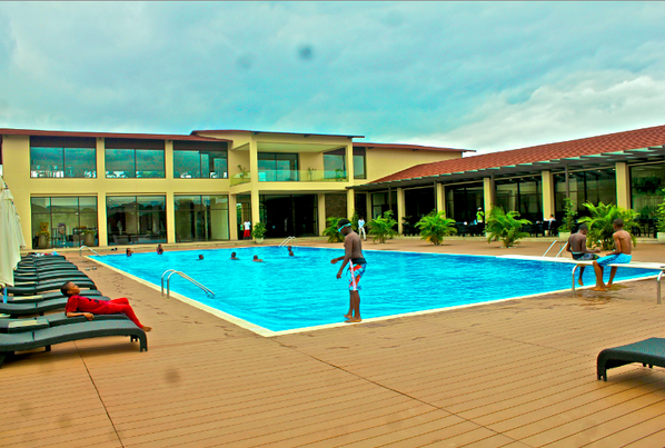 """Abuja info on Twitter: """"Abuja Top Spots: Pool area, Blue Cabana Resturant and Cafe. http://t.co/oSYIhT1wFN"""""""
