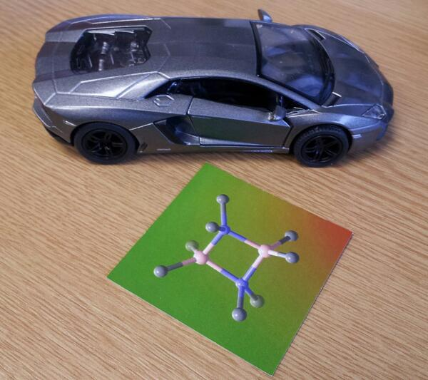 Phonar?  Sounds like a model of Lamborghini to me ;)  #realtimechem #phonarchem #phonar #2c32 http://t.co/wcvP7TgmAg