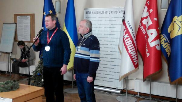 Планируется штурм Майдана - Батькивщина