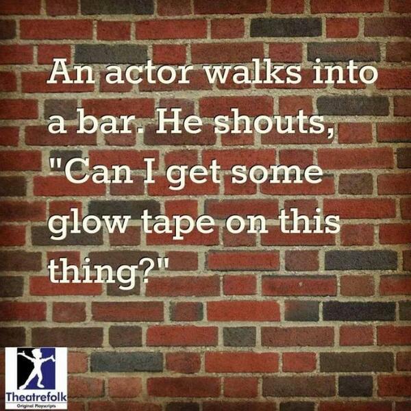 Hat tip to @tellyleung #ActorProblems http://t.co/yOJxJU2Xtl