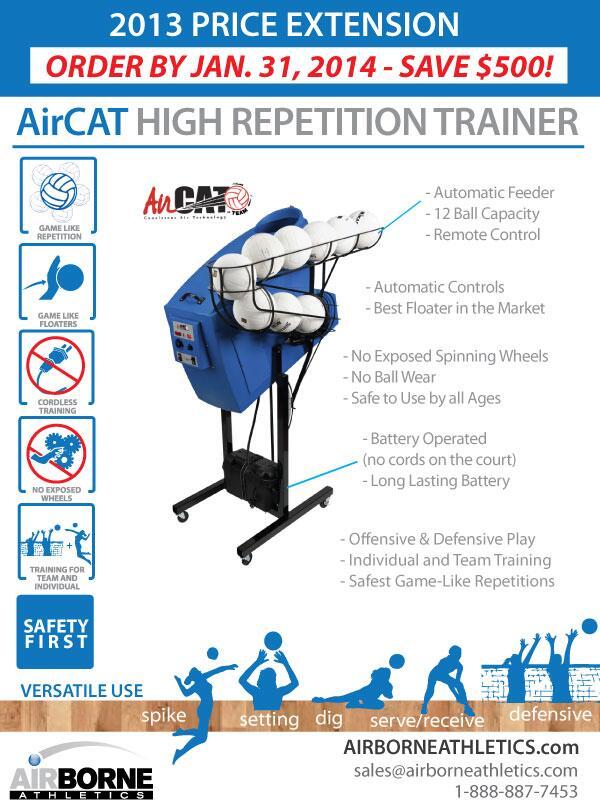 aircat drill machine
