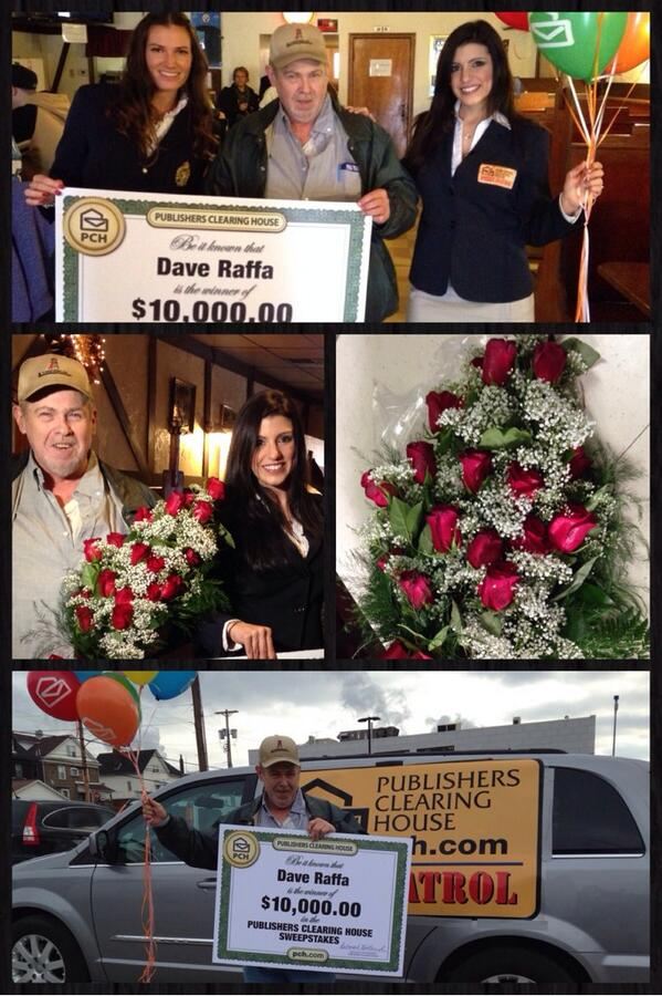 Publishers Clearing House Winner Today