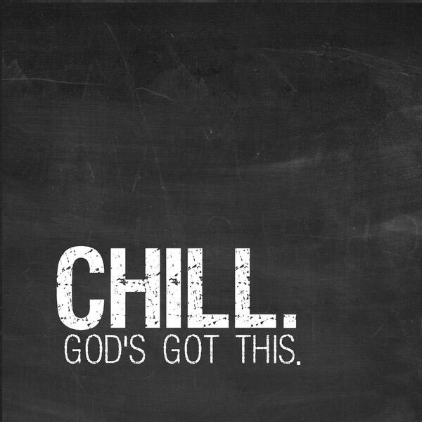 Paula White Cain On Twitter Chill Gods Got This Relax Faith