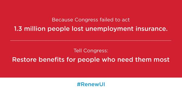 Retweet to let Sen @RobPortman know we're holding him accountable for voting against http://t.co/THLVkYMdlB #RenewUI http://t.co/xyK60vD5uC