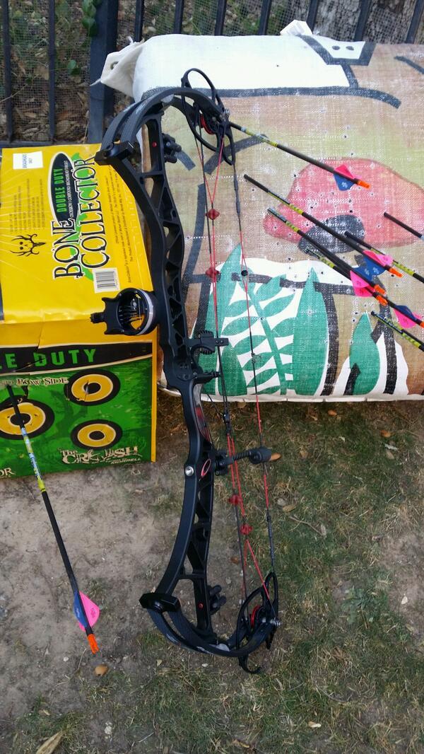 Joe rogan archery