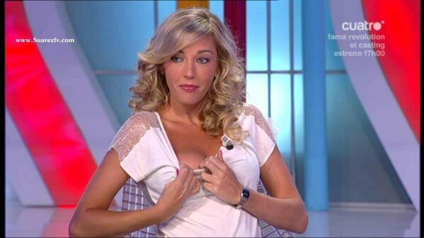 ο χρήστης Socool στο Twitter Anna Simón Desnuda Se Le Sale La