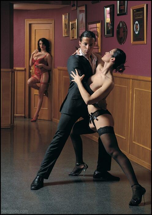 бальные танци порно