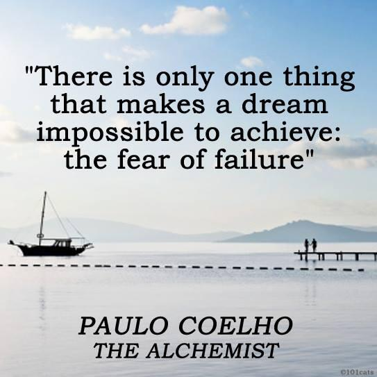 """Paulo Coelho Inspirational Quotes: Paulo Coelho ☮️ On Twitter: """"There Is Only One Thing That"""