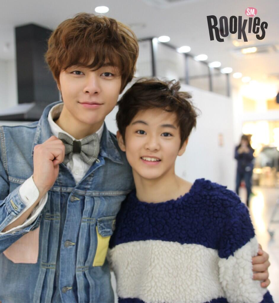 Photos And Videos By SM ROOKIES 마크 (@Mark99_b)