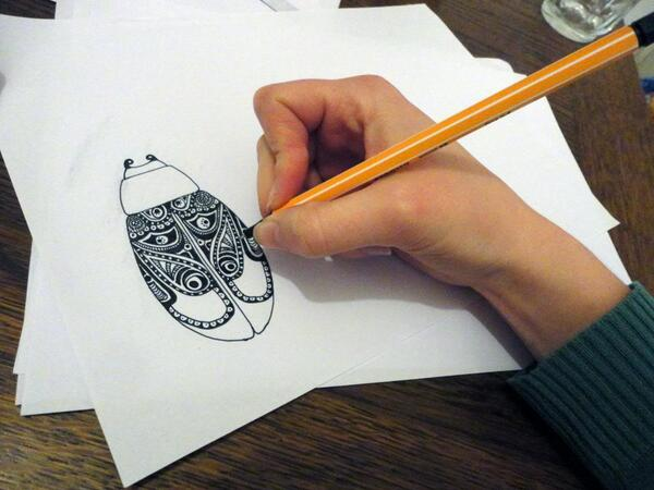 drawing ideas generator - HD1024×768