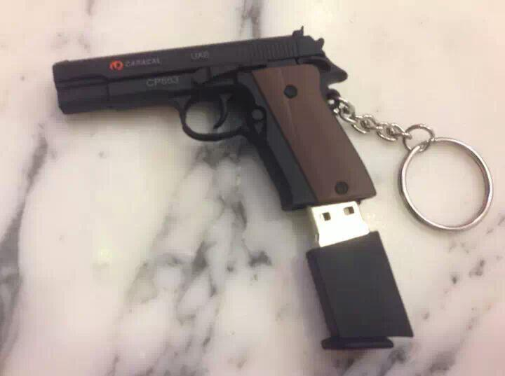 Twitter / GRAAmerica: Best key chain of #ShotShow ...