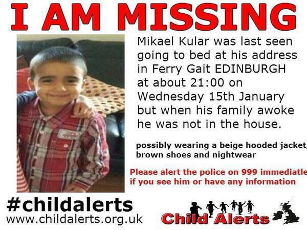 Please Retweet Guys! #MikaelKular Hope they find him safe and well soon. RT http://t.co/OZmoO4DxAl