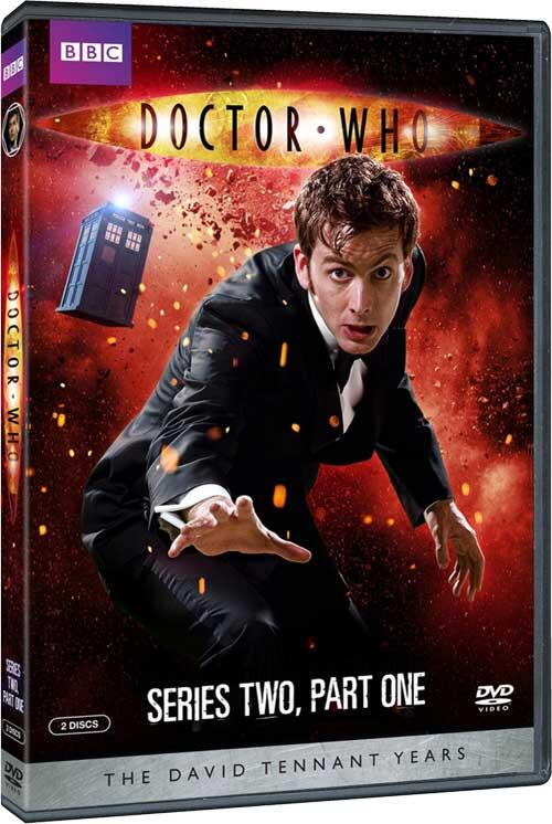 Doctor Who The 2nd Series, Part 1 DVD