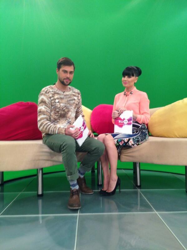 Наши чехлы на телеканале RU.TV!