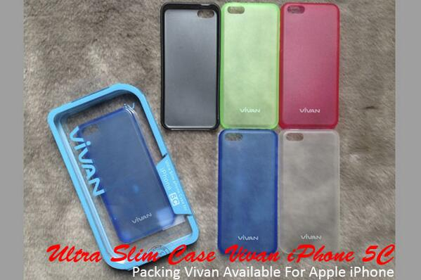 Issotastore,Ultra Slim Case Vivan iPhone 5C  #ultracase #iphone #vivan #iphone5case #issotastore http://t.co/NOJ67FZLg4