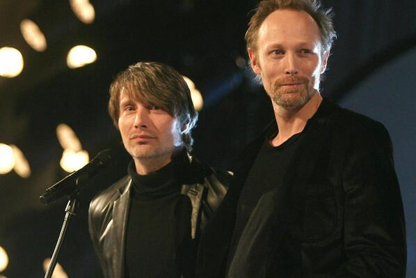 :O these two are brothers!! :O:O #MadsMikkelsen #LarsMikkelsen http://t.co/xFve9ovkcP