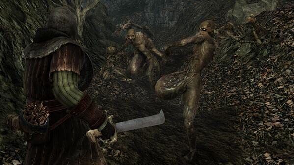 Oroboro On Twitter Falchion Confirmed Dark Souls 2 Prepare To Get R1d Edition Tco 7vwscQmox8